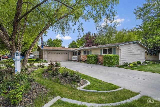 8907 W Stynbrook Dr, Boise, ID 83704 (MLS #98800480) :: Scott Swan Real Estate Group