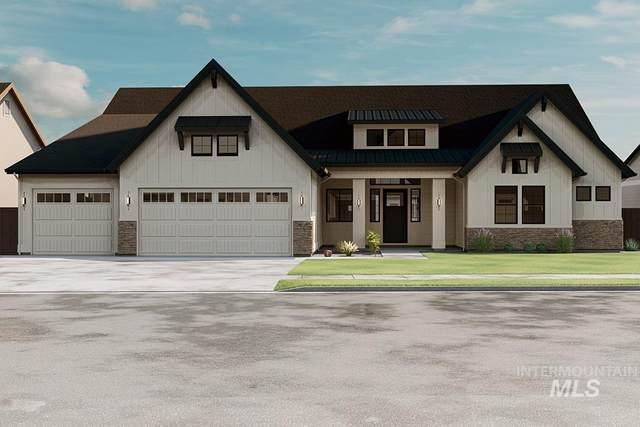 2545 N. Rivington Pl., Eagle, ID 83616 (MLS #98800483) :: Story Real Estate