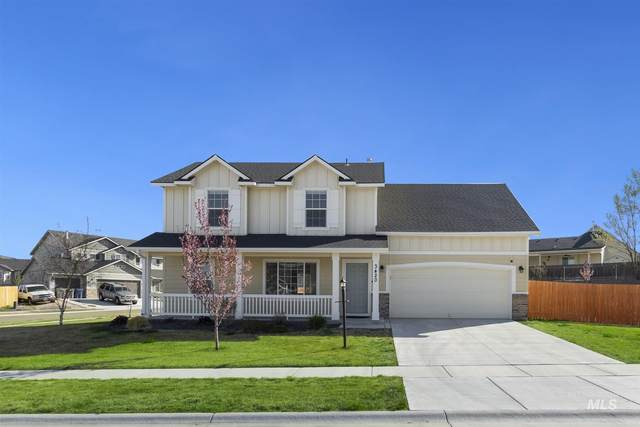 3420 S Fork Avenue, Nampa, ID 83686 (MLS #98800500) :: Story Real Estate
