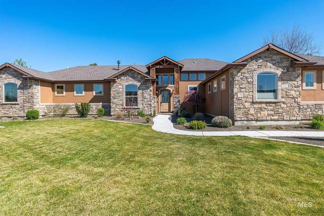 2811 N Camerton Place, Eagle, ID 83616 (MLS #98800503) :: Story Real Estate