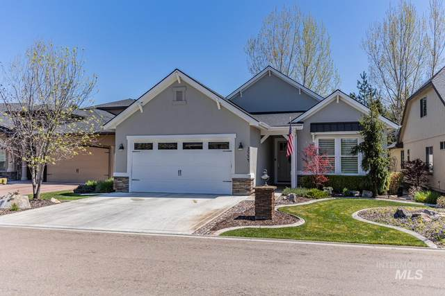 2554 S Willow Grove Lane, Eagle, ID 83616 (MLS #98800504) :: New View Team