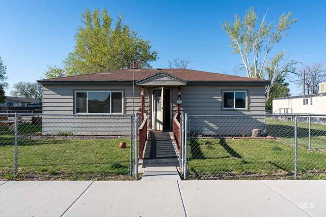 104 & 110 E Avenue A, Wilder, ID 83676 (MLS #98800544) :: Michael Ryan Real Estate