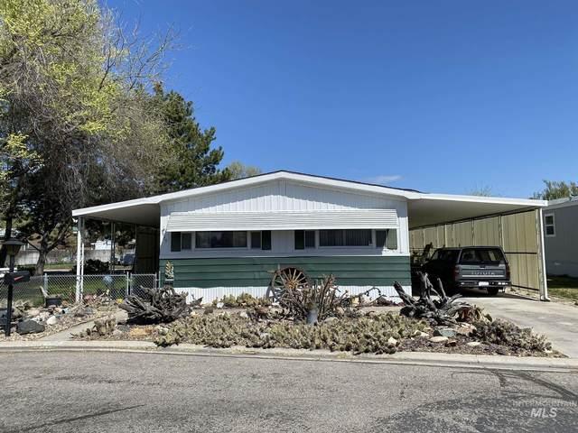 345 Oak Circle, Boise, ID 83704 (MLS #98800557) :: Adam Alexander