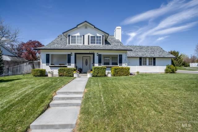 2948 W Gemstone, Meridian, ID 83646 (MLS #98800561) :: Michael Ryan Real Estate