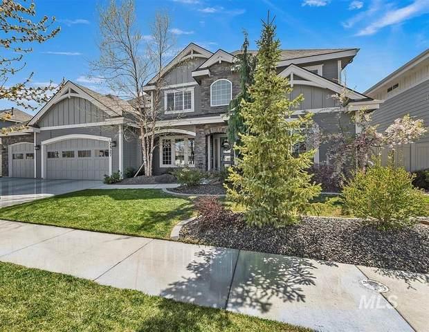 2527 E Taormina Drive, Meridian, ID 83642 (MLS #98800567) :: Michael Ryan Real Estate