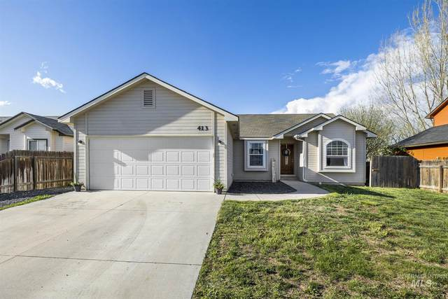 413 Walnut St, New Plymouth, ID 83655 (MLS #98800594) :: Epic Realty