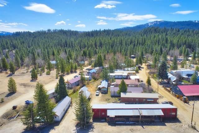 3873 Hwy 21, Idaho City, ID 83631 (MLS #98800599) :: Beasley Realty