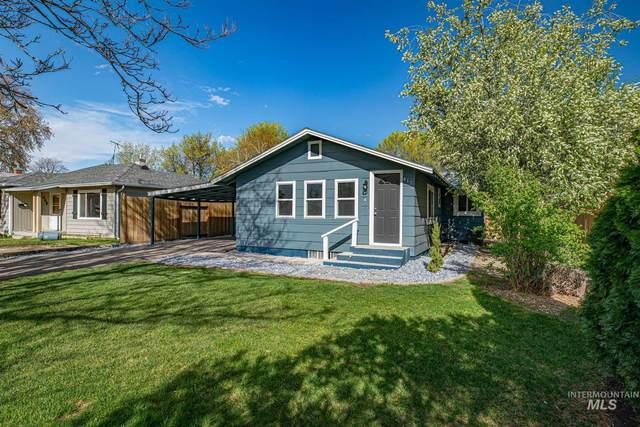 412 S Locust, Nampa, ID 83686 (MLS #98800601) :: Navigate Real Estate