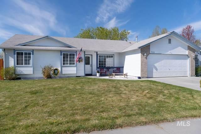 715 W 9th South, Mountain Home, ID 83647 (MLS #98800638) :: Adam Alexander