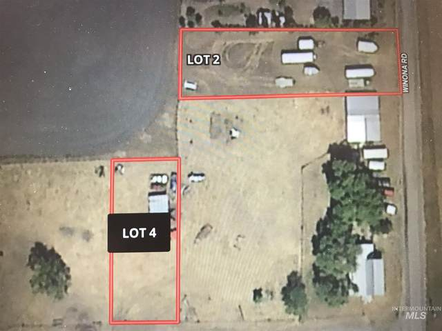 TBD Lot #4 Winona Rd., Kamiah, ID 83536 (MLS #98800645) :: Build Idaho