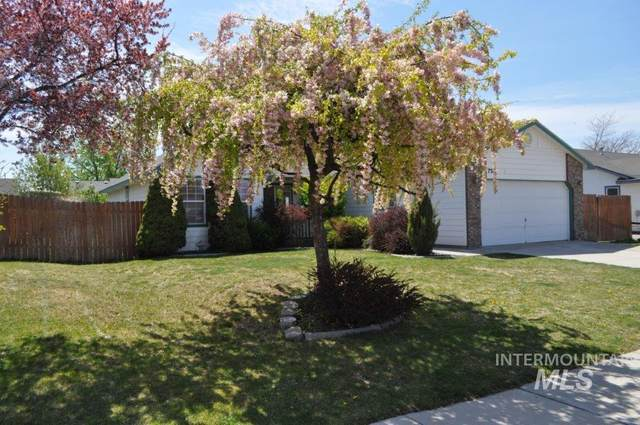 7373 Edgebrook, Nampa, ID 83687 (MLS #98800697) :: City of Trees Real Estate