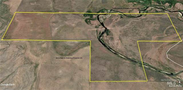 Approx. 700 E S. Of Hwy 20, Fairfield, ID 83327 (MLS #98800704) :: Beasley Realty