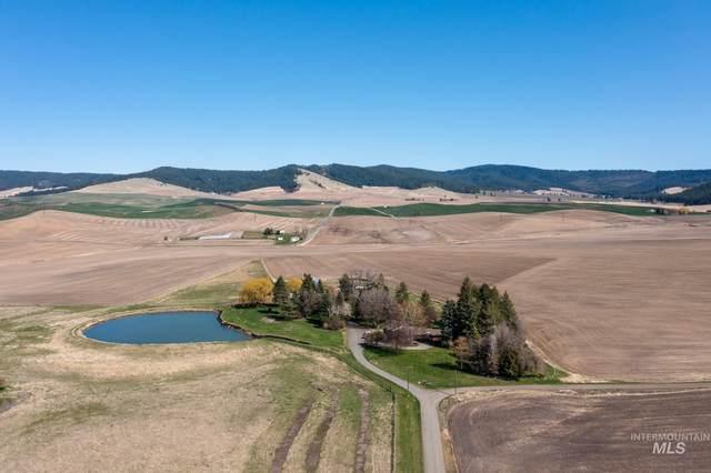 14 Mountain View Cemetery Rd, Farmington, WA 99128 (MLS #98800722) :: Boise River Realty