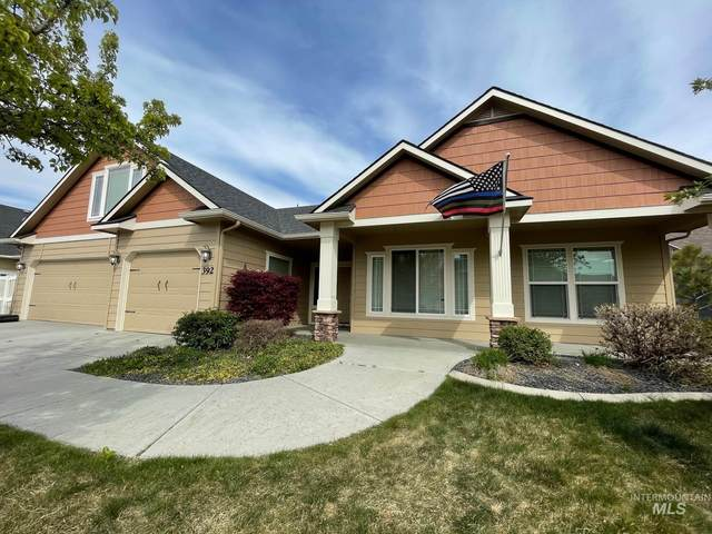 392 N Devon Way, Star, ID 83669 (MLS #98800731) :: Adam Alexander
