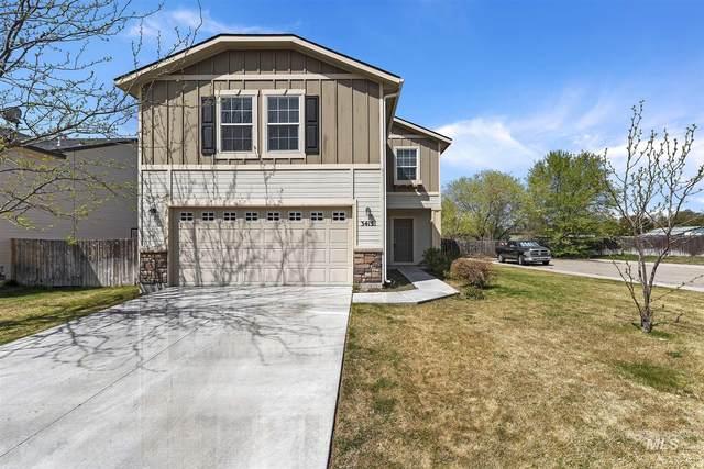 3415 S Milan Ave, Meridian, ID 83642 (MLS #98800761) :: Boise River Realty