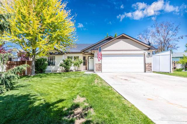 118 S Taffy Dr., Nampa, ID 83687 (MLS #98800770) :: Minegar Gamble Premier Real Estate Services