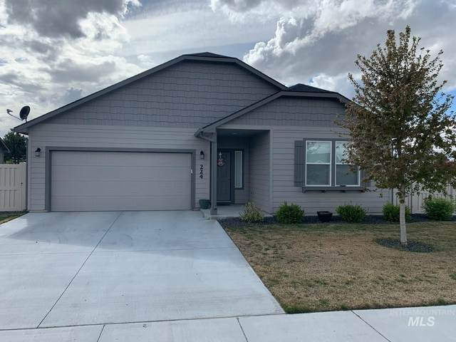 224 S Voyage, Caldwell, ID 83605 (MLS #98800783) :: Juniper Realty Group