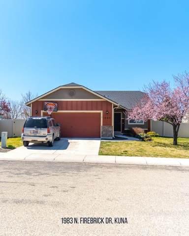 1983 N Firebrick, Kuna, ID 83634 (MLS #98800822) :: Minegar Gamble Premier Real Estate Services