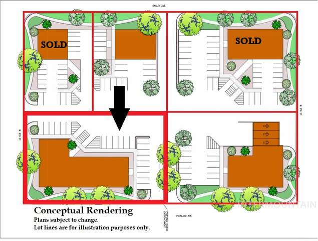 TBD Overland, Burley, ID 83318 (MLS #98800844) :: Epic Realty