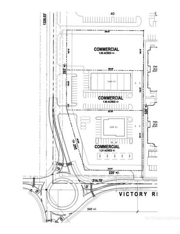 TBD N Kings Rd., Nampa, ID 83687 (MLS #98800931) :: City of Trees Real Estate