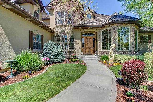 2992 W Balata Court, Meridian, ID 83646 (MLS #98800985) :: Michael Ryan Real Estate