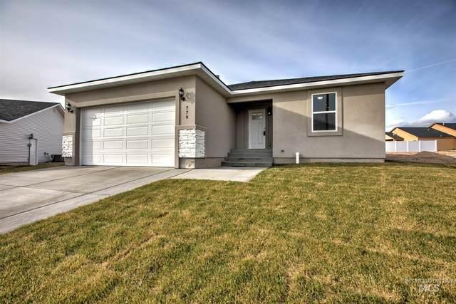 770 Sunnyridge Court East, Kimberly, ID 83341 (MLS #98800988) :: Jeremy Orton Real Estate Group