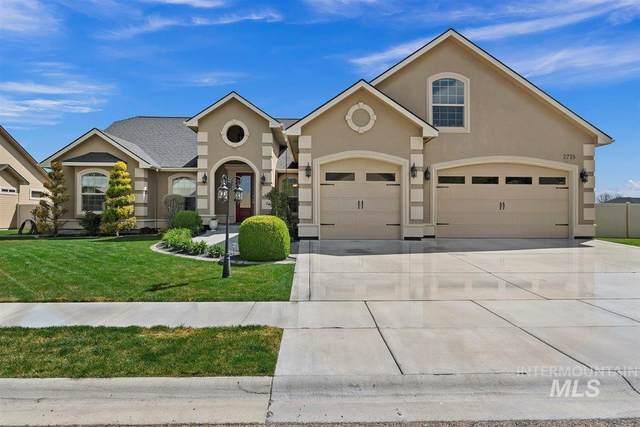 2715 Aspen Falls Avenue, Caldwell, ID 83605 (MLS #98801029) :: Boise River Realty