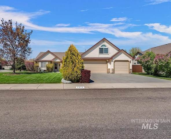 3314 W Hatch Ct., Meridian, ID 83646 (MLS #98801041) :: Epic Realty