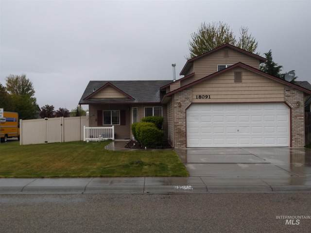 18091 Harvester Avenue, Nampa, ID 83687 (MLS #98801078) :: Epic Realty