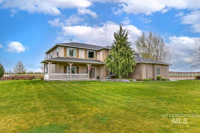 5140 E. Kiwi Court, Kuna, ID 83634 (MLS #98801081) :: Juniper Realty Group