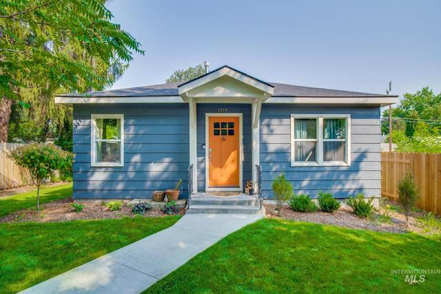 1714 N 27th, Boise, ID 83702 (MLS #98801110) :: City of Trees Real Estate