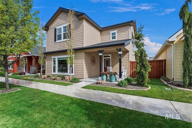 11276 W Napia St, Boise, ID 83709 (MLS #98801210) :: Epic Realty