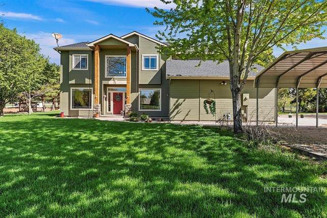 2543 E Boomer Lane, Boise, ID 83714 (MLS #98801226) :: Minegar Gamble Premier Real Estate Services