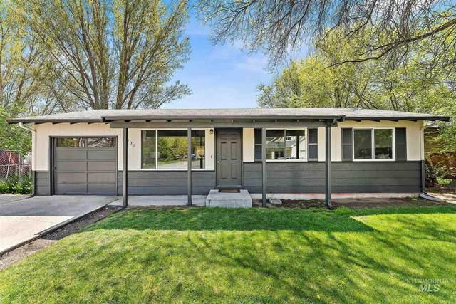 3905 W Taft Street, Boise, ID 83703 (MLS #98801243) :: Epic Realty