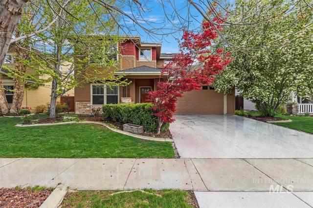 3844 N Colbourne Way, Meridian, ID 83646 (MLS #98801265) :: Michael Ryan Real Estate