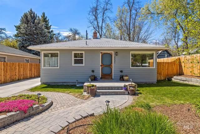 2221 N 15th Street, Boise, ID 83702 (MLS #98801268) :: Michael Ryan Real Estate