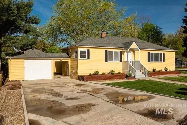 1809 S Butler St., Boise, ID 83705 (MLS #98801292) :: Build Idaho