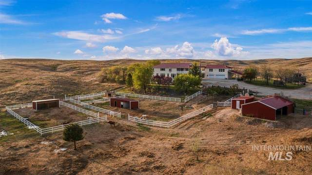 6005 Little Freezeout Road, Caldwell, ID 83607 (MLS #98801314) :: Juniper Realty Group