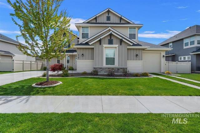 2747 W Teano, Meridian, ID 83646 (MLS #98801355) :: Michael Ryan Real Estate