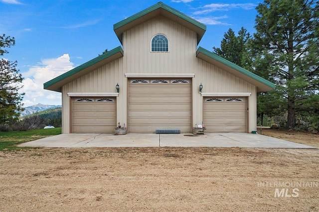 70 Settlers Rd, Boise, ID 83716 (MLS #98801379) :: Michael Ryan Real Estate