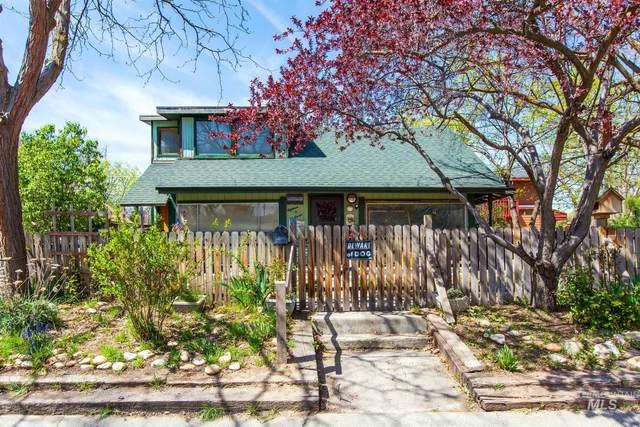 1807 S Euclid Avenue, Boise, ID 83706 (MLS #98801406) :: Build Idaho