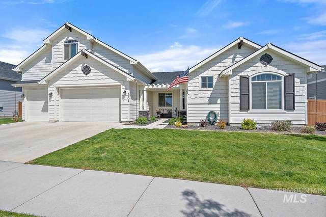 5734 W Montage Ct, Eagle, ID 83616 (MLS #98801419) :: Epic Realty