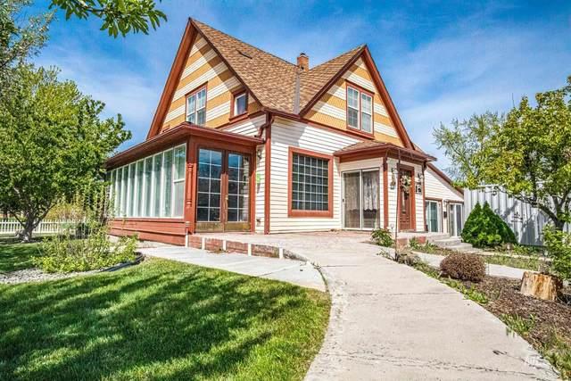 1203 W 3rd Street, Weiser, ID 83672 (MLS #98801535) :: Minegar Gamble Premier Real Estate Services