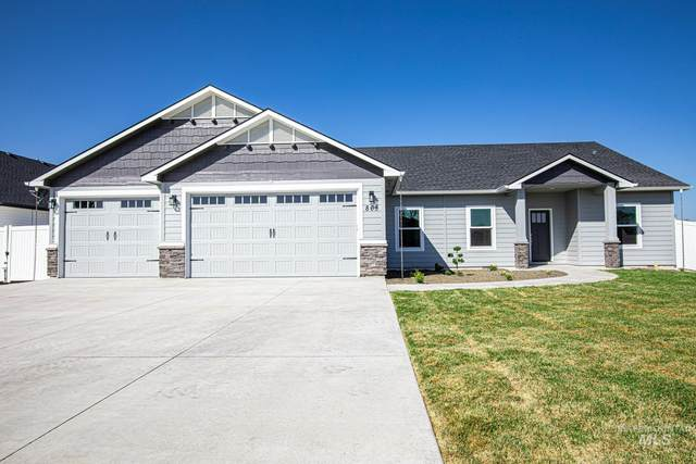 496 S 14th St., Payette, ID 83661 (MLS #98801576) :: Bafundi Real Estate