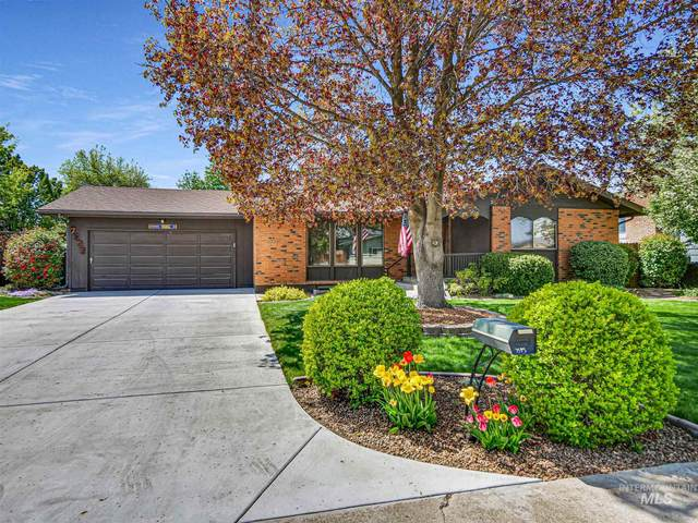 7595 W Manorwood Dr, Boise, ID 83704 (MLS #98801584) :: Epic Realty