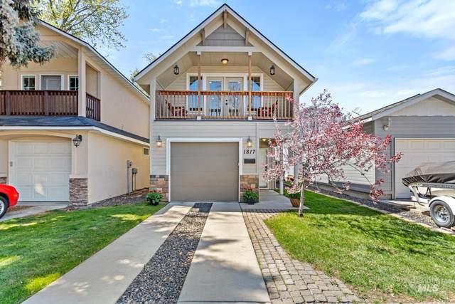 1817 S Abbs, Boise, ID 83705 (MLS #98801586) :: Build Idaho