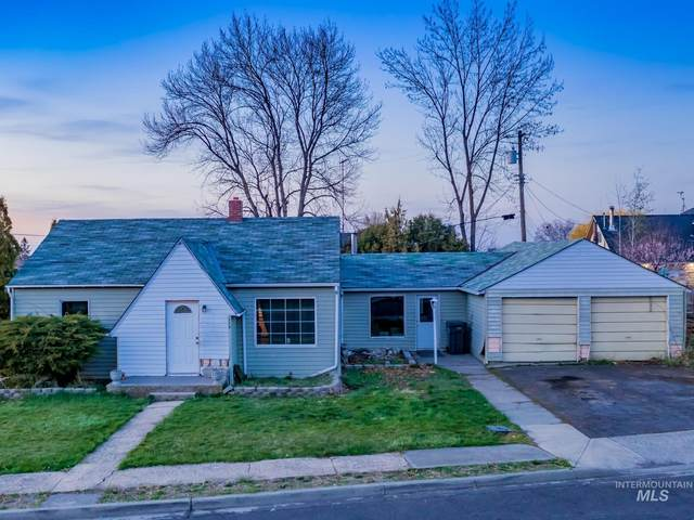 209 SE 7th St., Grangeville, ID 83530 (MLS #98801593) :: Minegar Gamble Premier Real Estate Services