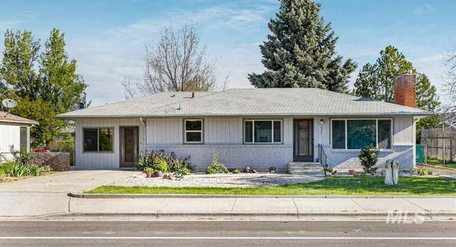 632 W Pine Ave, Meridian, ID 83642 (MLS #98801607) :: Epic Realty