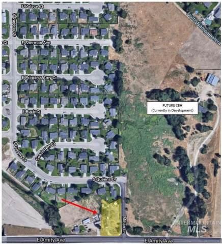 3424 E Amity, Nampa, ID 83687 (MLS #98801609) :: City of Trees Real Estate