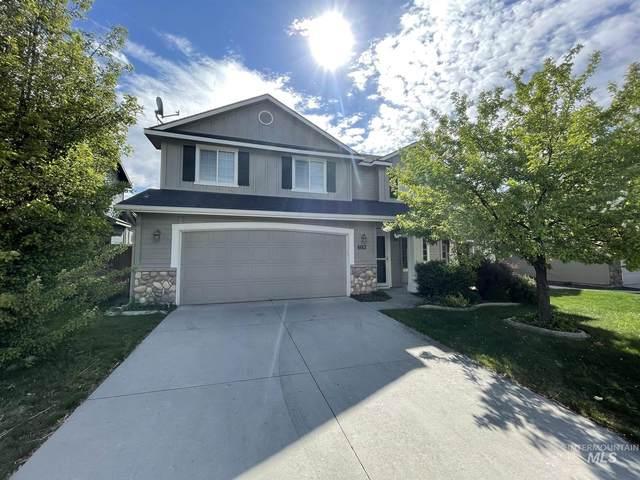6012 S Sea Breeze Way, Boise, ID 83709 (MLS #98801613) :: Michael Ryan Real Estate